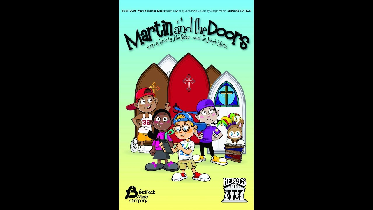 MARTIN AND THE DOORS - John Parker/Joseph M. Martin  sc 1 st  YouTube & MARTIN AND THE DOORS - John Parker/Joseph M. Martin - YouTube