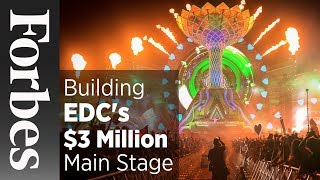 Behind The Construction Of EDCs $3 Million Main Stage