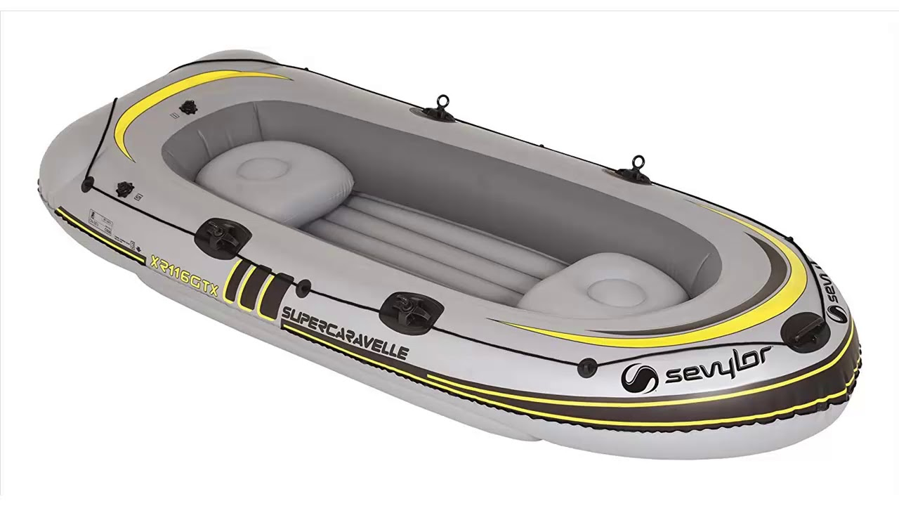 sevylor schlauchboot supercaravelle xr116gtx 7 ja oder. Black Bedroom Furniture Sets. Home Design Ideas
