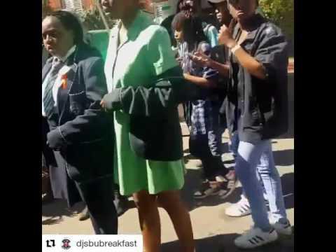 Pretoria Girls High  Protest