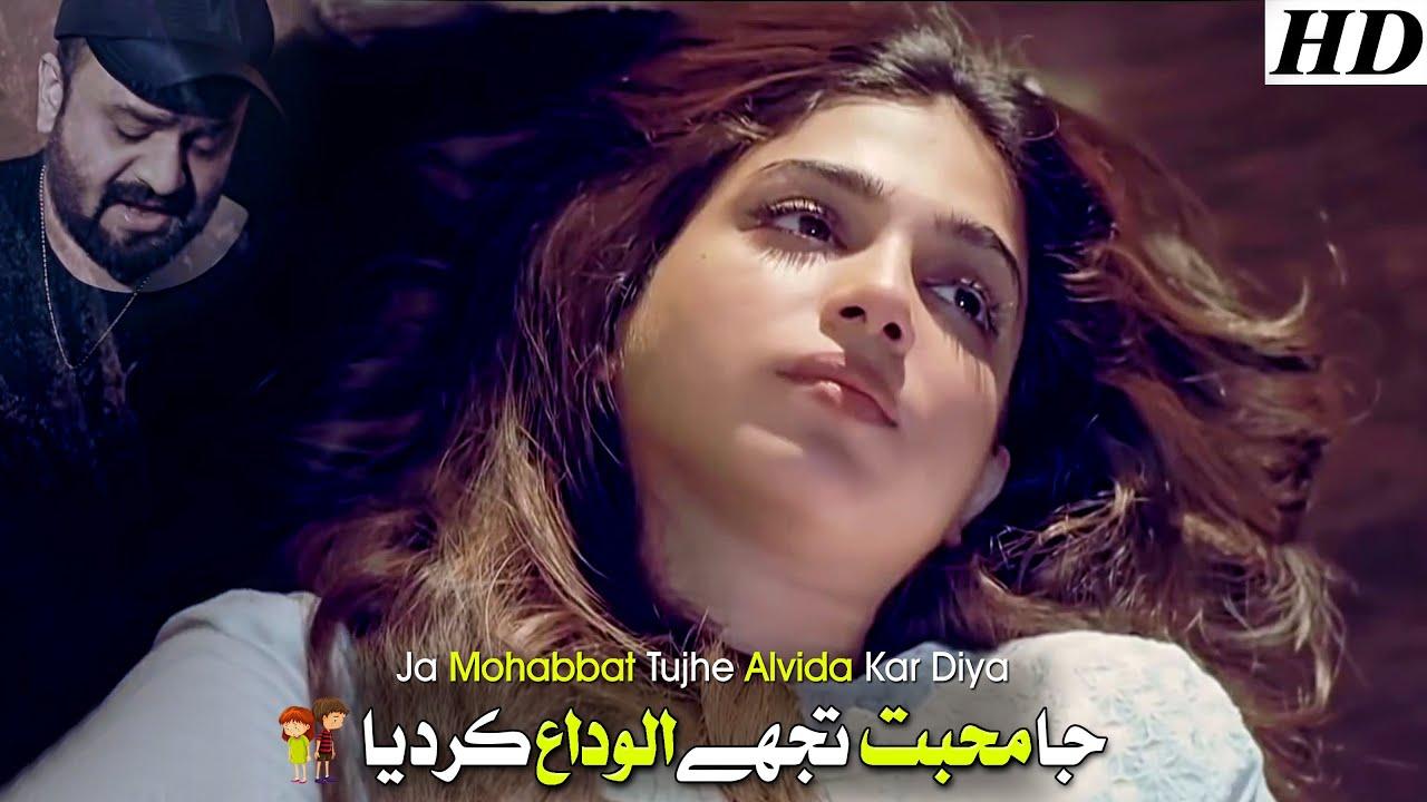 Download Mohabbat Tujhe Alvida OST   Full Song   Sahir Ali Bagga   Afshan Fawad   HUM TV Dramas