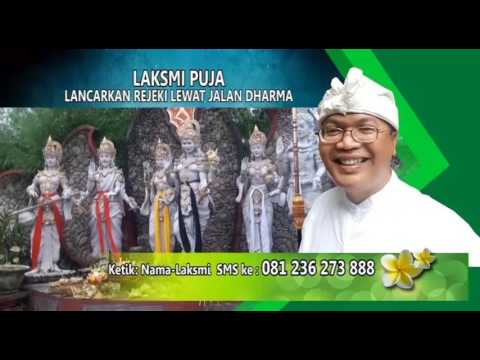 Laksmi Puja Lancarkan Rezeki Lewat Jalan Dharma