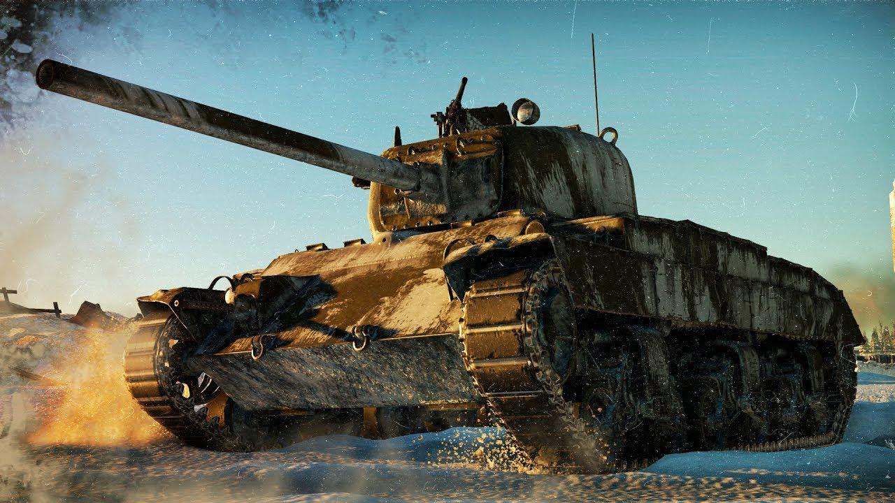 war thunder танки декабрь