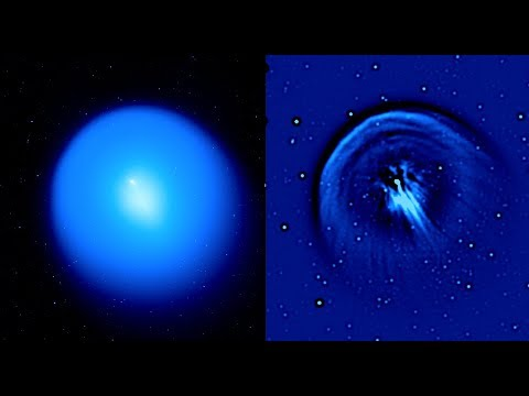 Electric Comets: The Most Dramatic Displays | Space News