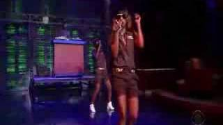 M.I.A. PAPER PLANES LIVE on Letterman