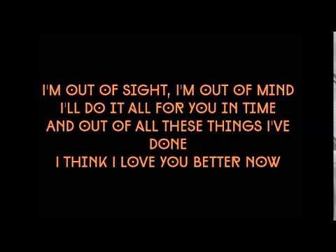 Ed Sheeran - Lego House (Lyrics) - YouTube