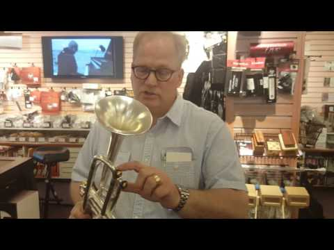 Custom Harrelson Trumpet for Sale @ Amro Music Store - Explained by Kent Stratton