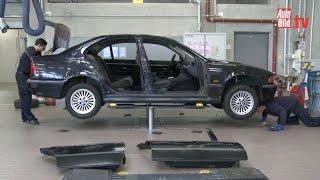 Gebrauchtwagen BMW 525 TDS - Dauertestzerlegung