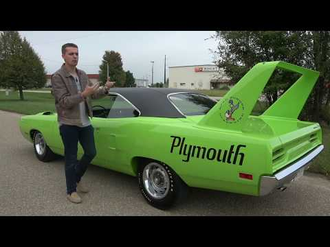 Here's Why the Superbird Should Make a Comeback