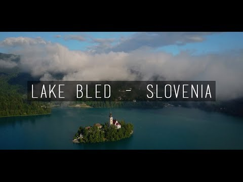 Lake Bled HD - Slovenia from Above