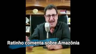 """""""TEM MAIS ONG NA AMAZÔNIA DO QUE ÍNDIOS"""", afirma Ratinho thumbnail"""