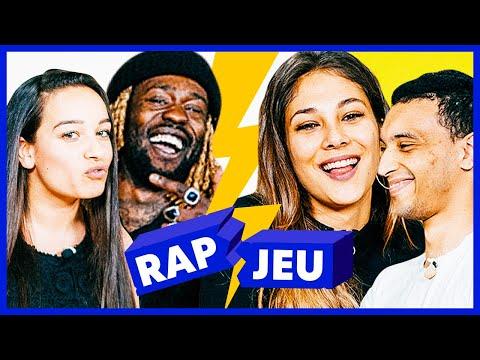 Youtube: Jok'Air vs Chilla – Rap Jeu #1 avec Myriam Manhattan & Shkyd