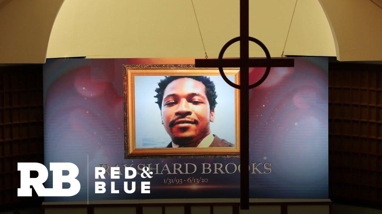 Download Rayshard Brooks funeral held in Atlanta