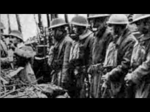 Dropkick Murphys - The Green Fields Of France (WW1 Slides)