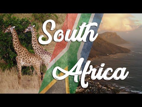 AFRIQUE DU SUD - Pourquoi Ce Sont Vos Prochaines Vacances ?