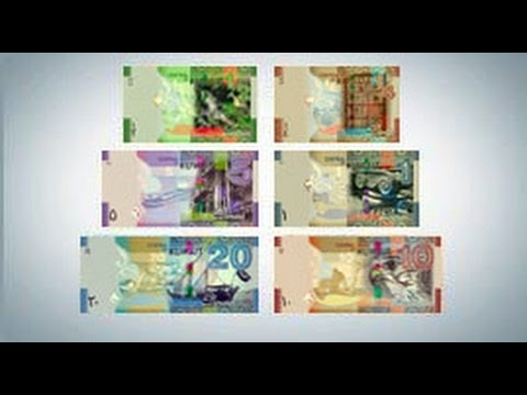 Unveiling of Kuwait's New Banknotes
