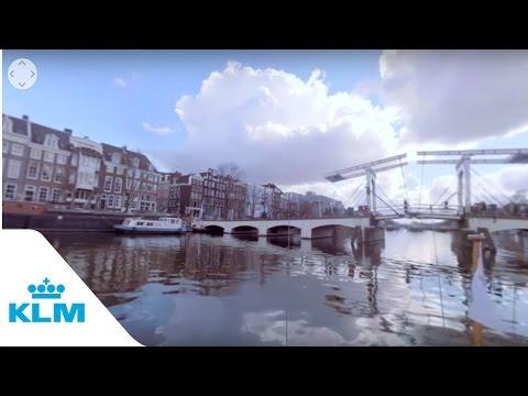 KLM Amsterdam 360 degrees