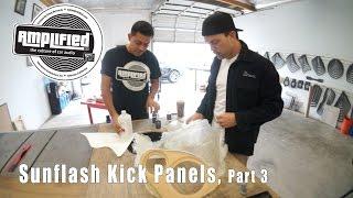 Sunflash Kick Panels, part 3