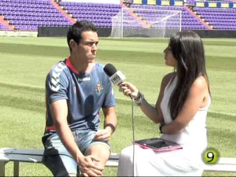 Entrevista a Jaime Jimenez (Portero del Real Valladolid)