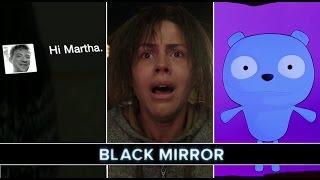 (Мыслю вслух) Сериал - Чёрное зеркало (Black Mirror)2 сезон 2 серия ( 2011-... )(3 сезона)17+