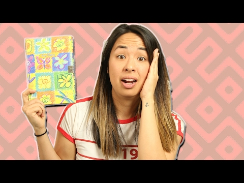 Thumbnail: Adults Read Their Middle School Diaries