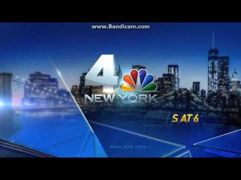 WNBC: News 4 New York At 6pm Open--2016