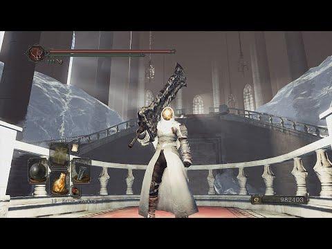 Dark Souls 2 - Advanced Fume Ultra Greatsword Tech