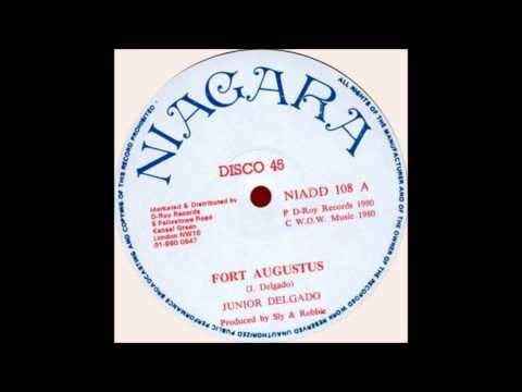 12'' Junior Delgado - Fort Augustus & dub