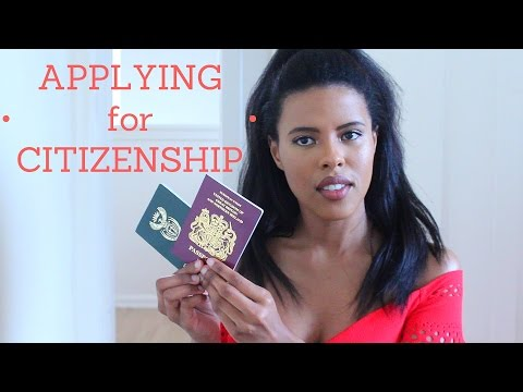 APPLYING FOR BRITISH DUAL CITIZENSHIP
