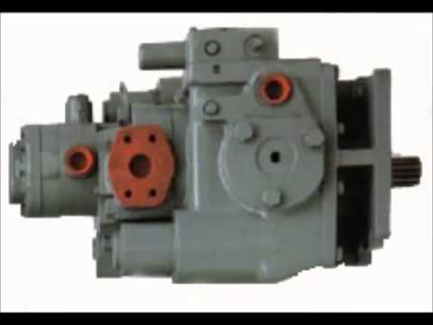 Eaton Hydraulic Pump Repair