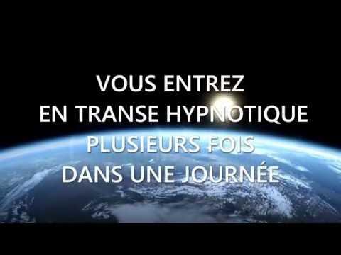 Ces transes hypnotiques du quotidien