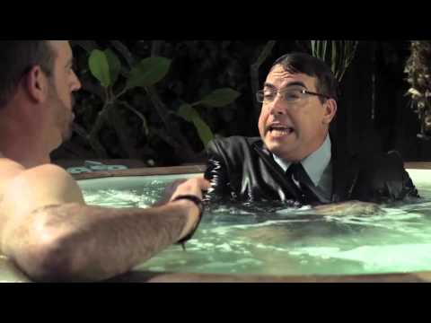 TVG Mobile Commercial - Get Horse Racing Tips & Bet Them Legally Even From Your Hot Tub