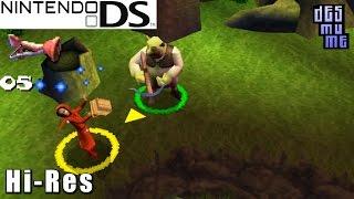 Shrek Super Slam - Nintendo DS Gameplay High Resolution (DeSmuME)