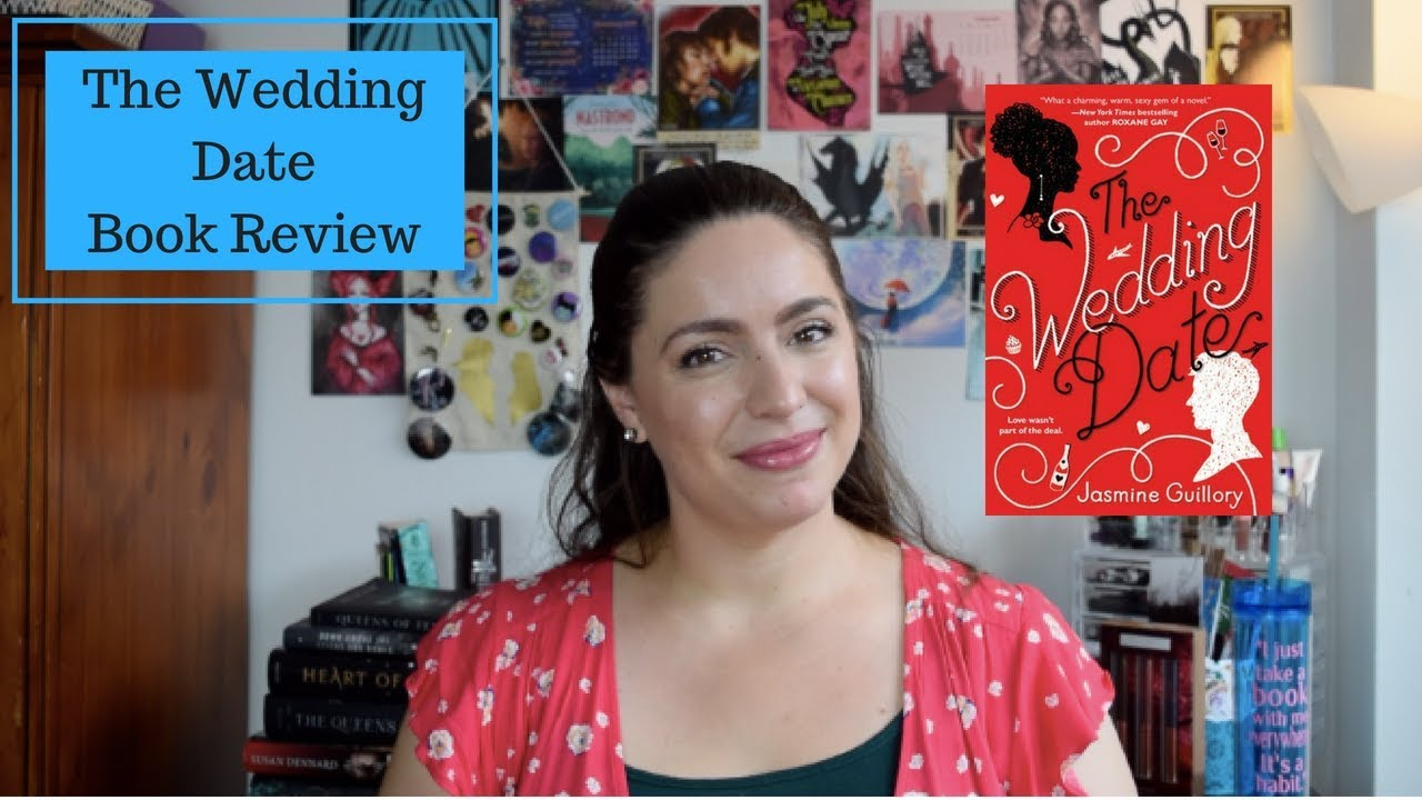 The Wedding Date By Jasmine Guillory Book Review