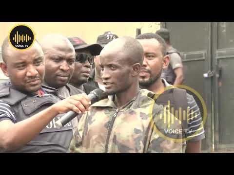Download Police Parade New Notorious Kidnappers, Along Kaduna Express Way