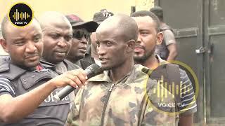 Police Parade New Notorious Kidnappers, Along Kaduna Express Way