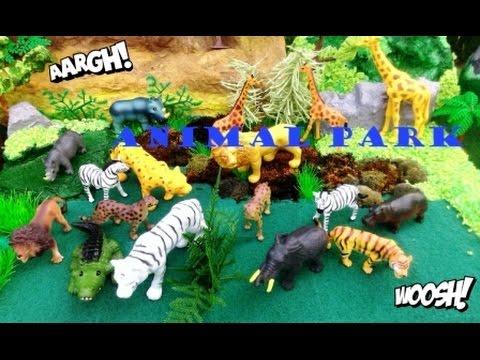 Animal Park School Project