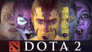 видео Dota 2 - Reborn. Source 2 уже доступен для скачивания прямо в клиенте Dota 2