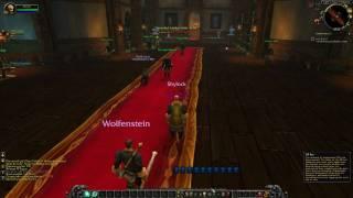 Warcraft - Worgen Starting Area Level 4-5: Many Godfreys HANDLE IT