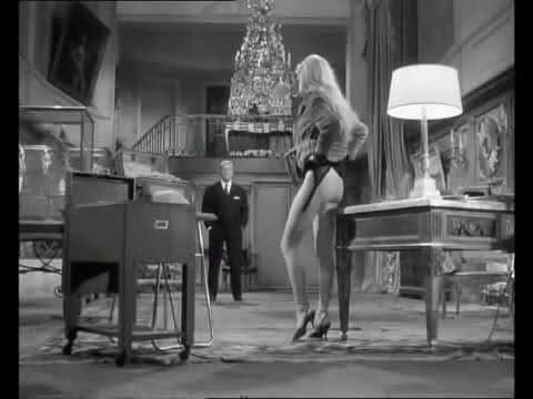 La scène censurée de Brigitte Bardot dans « En cas de malheur » 1958