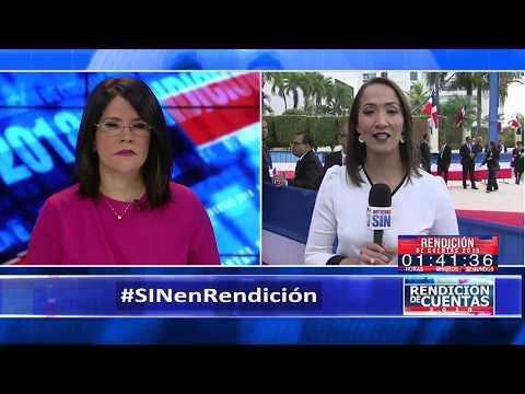 SIN en Rendición 2018 - 27/02/2018