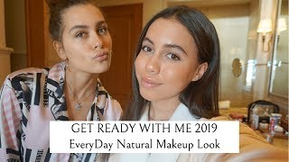 GRWM 2019 Everyday Natural No Makeup Look !! ft Izzy Young