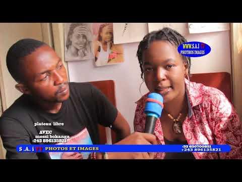 BOTALA ARTISTE ANGELA B'ARTS AZO SALA SOMO KINSHASA EBOMBA BA TALENTS DU JAMAIS VUE