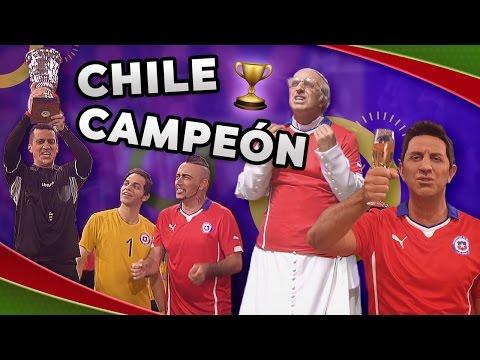 Crackovia América | Capítulo 4 | Chile Campeón