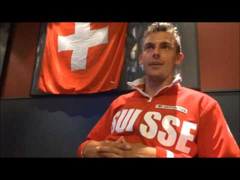 Henri Laaksonen - Swiss Davis Cup player