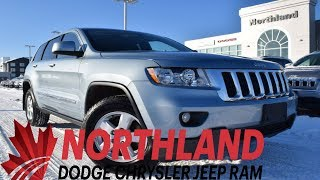 Walk Around 2013 Jeep Grand Cherokee Laredo | Northland Dodge | Auto Dealership in Prince George BC
