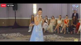 RAW & VIRAL!!! Miss Philippines SEMI-FINAL Performance : Miss World talent 2016.