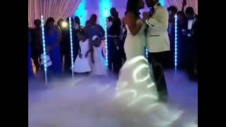 "10.9.17 - ""EnW Wedding"" - Dancing On Clouds (First Dance)"