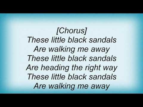Sia - Little Black Sandals Lyrics