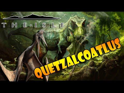 The Isle (Gameplay/PT-BR) - Jogando De Quetzalcoatlus (#17)